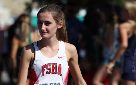 Nettels clocked her fastest mile ever at the CIF Prelims in May with a time of 5:21.