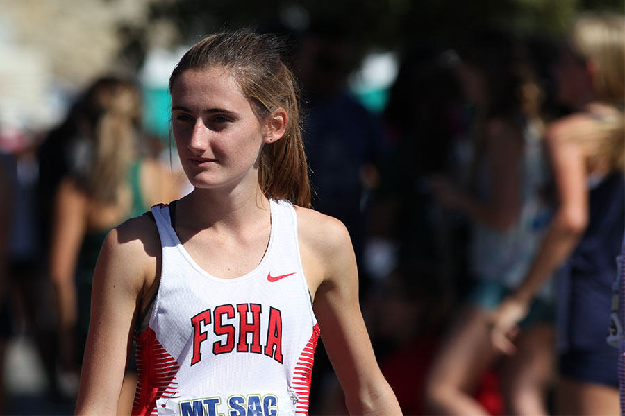 A day in the life of a cross country star