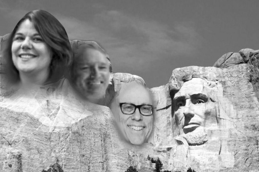 Move over, Abe Lincoln. Ms. Murphy, Mr. Burnett and Mr. Bernstein are here to talk politics head-on.