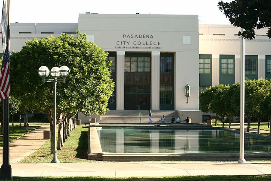 Pasadena City College offers tuition at $1,168 per year, a cheap price tag compared to USC, which costs just under $60,000.